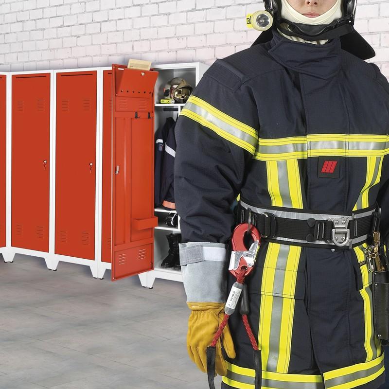 Armoire pompiers