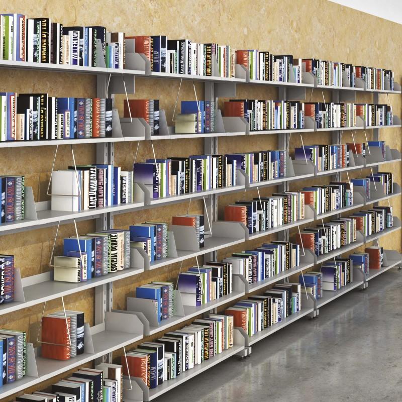 Rayonnage de bibliothèque